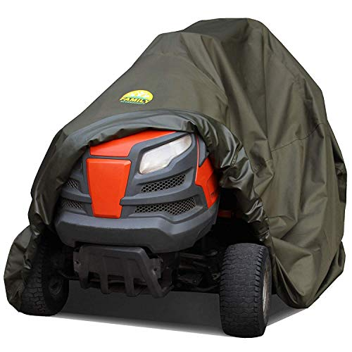 Family Accessories 100% Waterproof Riding Lawn Mower Cover