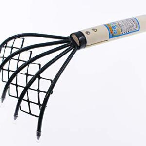 OTSUMAMI TOKYO Ninja Claw Rake Cultivator and Tiller, 9.5 Inches