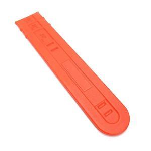 Pullkalia - 20'' 22'' 24'' Orange Color Chainsaw Bar Cover Scabbard Universal Guide