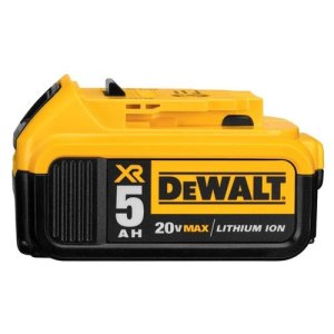 DEWALT 20V MAX XR Battery, Lithium Ion