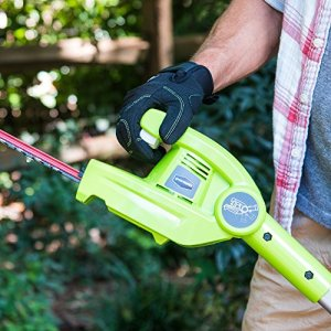 Greenworks 8.5' 40V Cordless Pole Saw with Hedge Trimmer Attachment