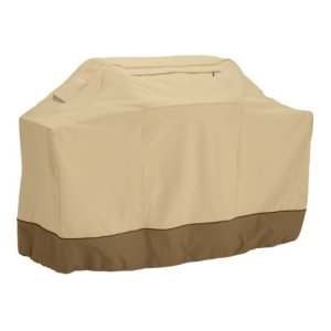 Classic Accessories Veranda Water-Resistant 59 Inch BBQ Grill Cover for the Weber Genesis