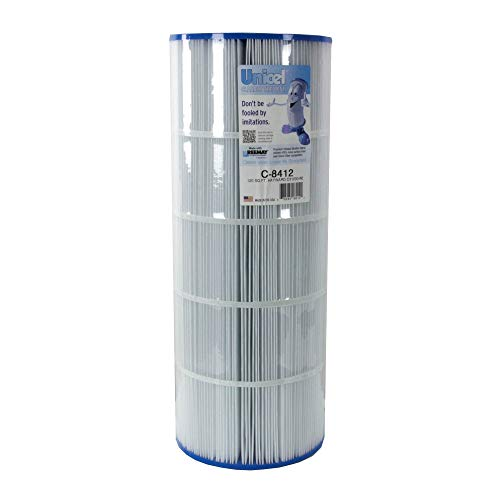 Unicel C8412 120 Sq. Ft. Swimming Pool & Spa Replacement Filter Cartridge for Hayward CX1200