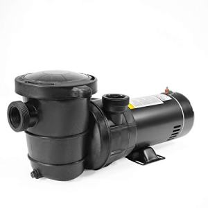 """XtremepowerUS 1.5HP High Flow Pool Pump Self Prime Above Ground Swimming Pool Spa Pump 1.5"""" NPT w/Strainer Basket Filter"""
