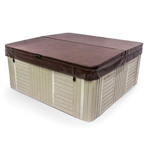 Sundance Optima Replacement Spa Cover and Hot Tub Cover - Brown