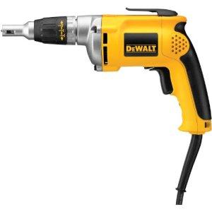 DEWALT Drywall Screw Gun, 6.3-Amp (DW272)