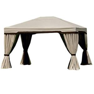 Garden Winds Replacement Canopy Top Cover for The Garden Oasis Sojag 10x12 D71 (Model M34521) Gazebo - 350