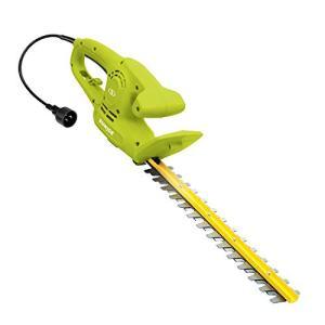 Sun Joe HJ15HTE 15-Inch 3.8-Amp Electric Hedge Trimmer, Green