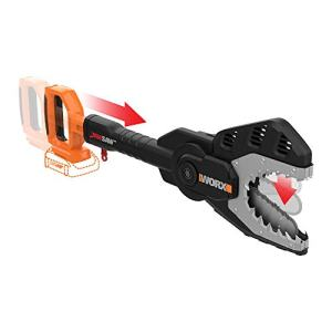 WORX WG320.9 JawSaw 20V PowerShare Cordless Electric Chainsaw with Auto-Tension (Tool Only)