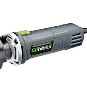 "Genesis GCOT335 3"" 3.5 Amp High Speed Corded Cut Off Tool with Quick-Release Adjustable Guard and Safety Switch"