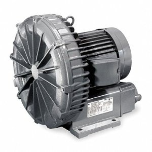 Regenerative Blower, 1.00 HP, 98 CFM