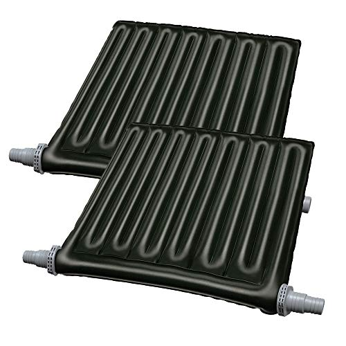 SolarPRO XB2 Solar Pool Heater for Above-Ground Swimming Pool | 2 Panels | Use The Sun's Free Energy to Heat Up Your Pool