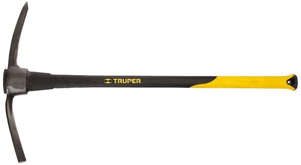 Truper 31614 5-Pound Pick Mattock with 36-Inch Fiberglass Handle