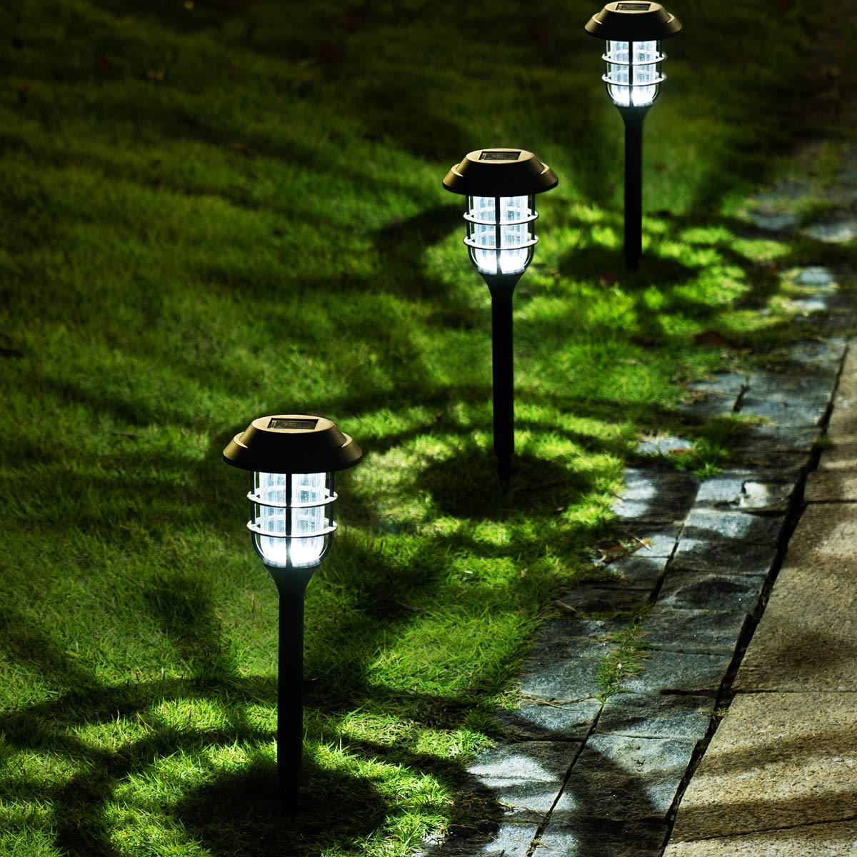 solpex 8 pack solar pathway lights outdoor solar powered Outdoor Solar Lights For Sale id=12503