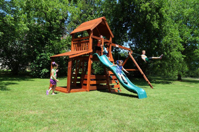 swing sets, wrangler, slide, swings, budget friendly swing set, outdoor swing set, backyard swing set, economical swing set