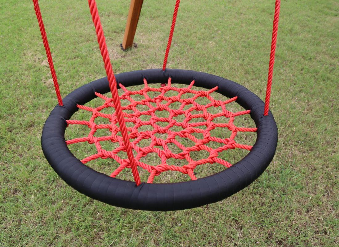 orbit swing, rope swing, swing beam