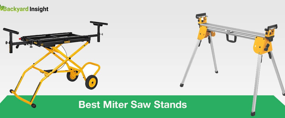 10 Best Miter Saw Stands