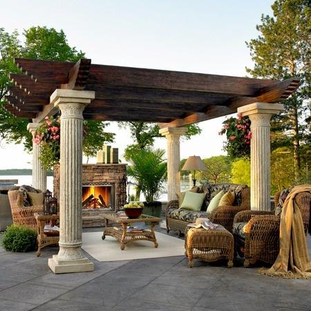 Luxury Backyard Design Trends for 2015 | Backyard Mamma Blog on Luxury Backyard Design  id=59444
