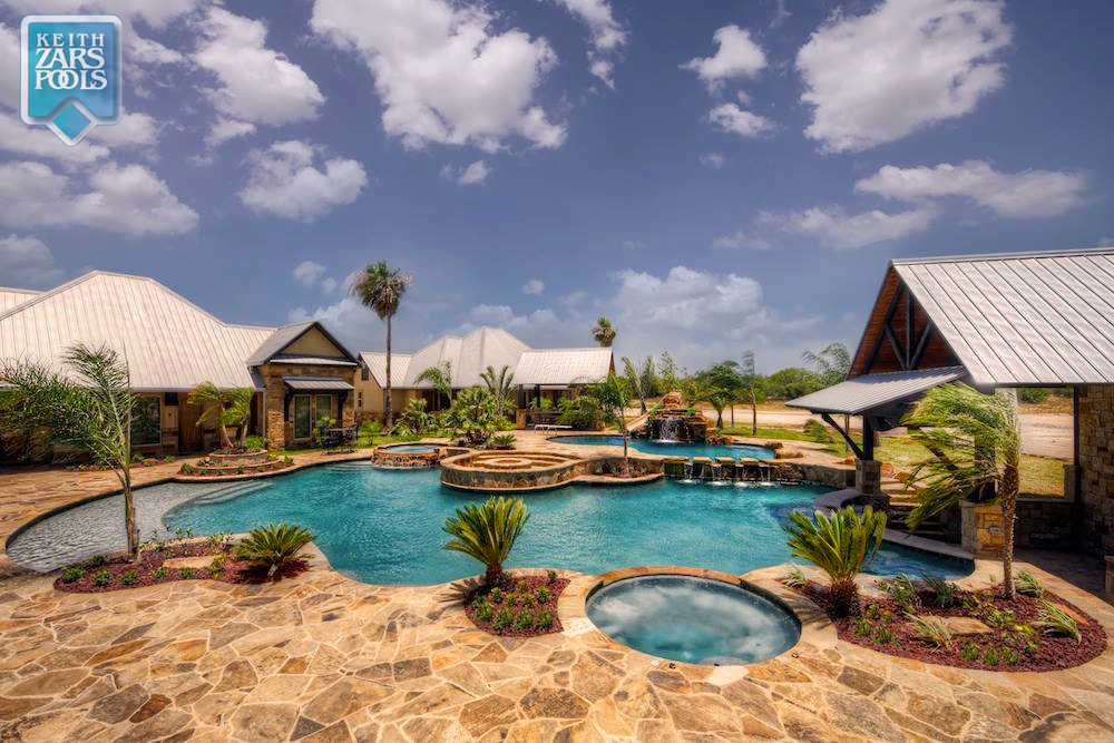 Patio Deck Design Ideas for Luxury Backyards | Backyard ... on Luxury Backyard Design  id=61851