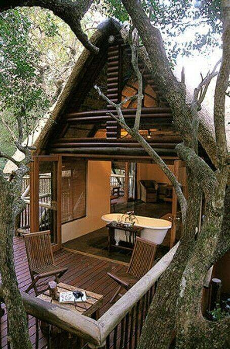 37 Luxury Tree Houses You'd Like to Move Into on Modern:szae7Exnfpq= Amazing Houses  id=19671