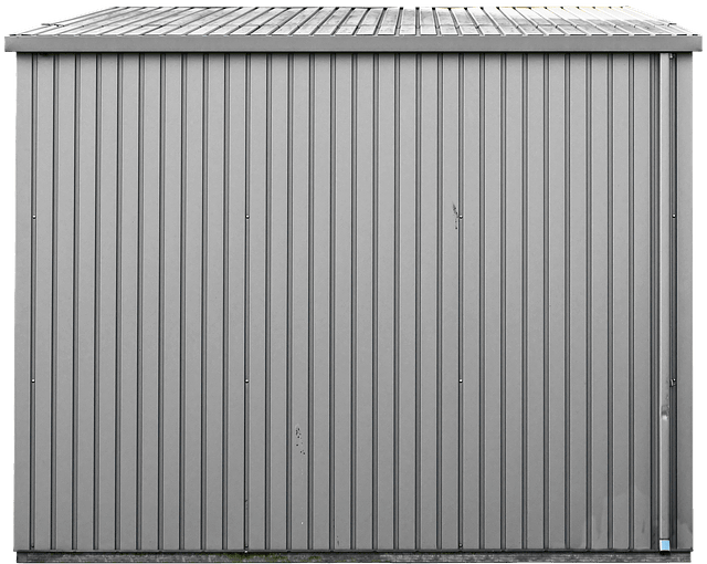 8 Easy Steps to Build an Outdoor Storage Shed for Garden 7