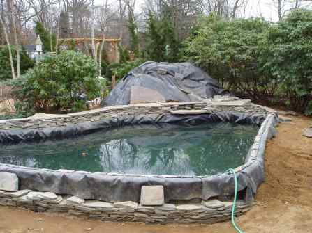 Detailed Guide To Building A Koi Pond Easily 8