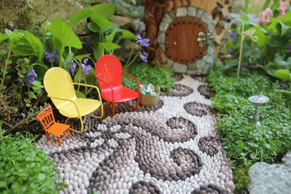 Amazing DIY Miniature Fairy Garden Ideas & Plan in a Simplified Guide 6
