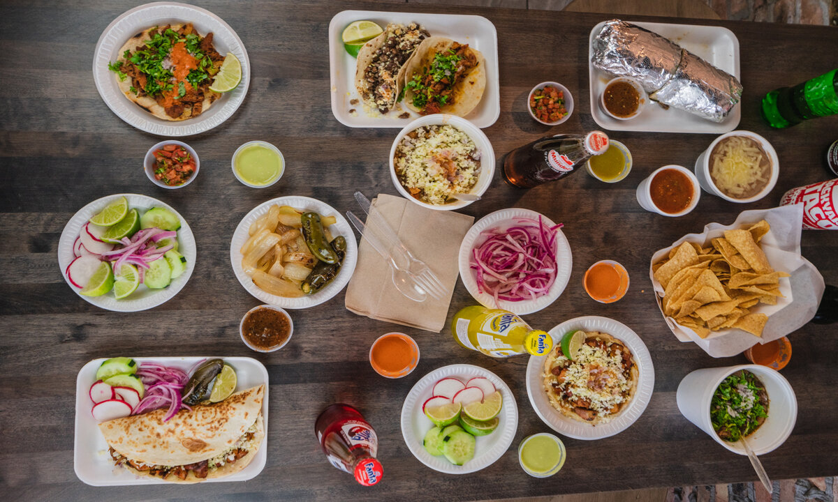 Authentic Mexican Food at Backyard Taco