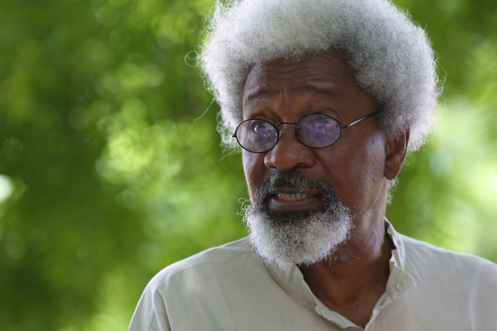 WoleSoyinka_© S_Luckner_Bookcraft Collections