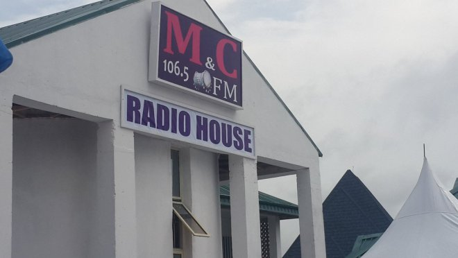 King Sunny Ade's Radio Station M&C 106 5Fm Launched, Mimiko In