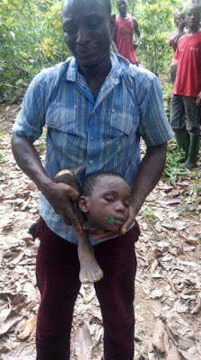 Man Murders His Son For Money Rituals in Ghana |