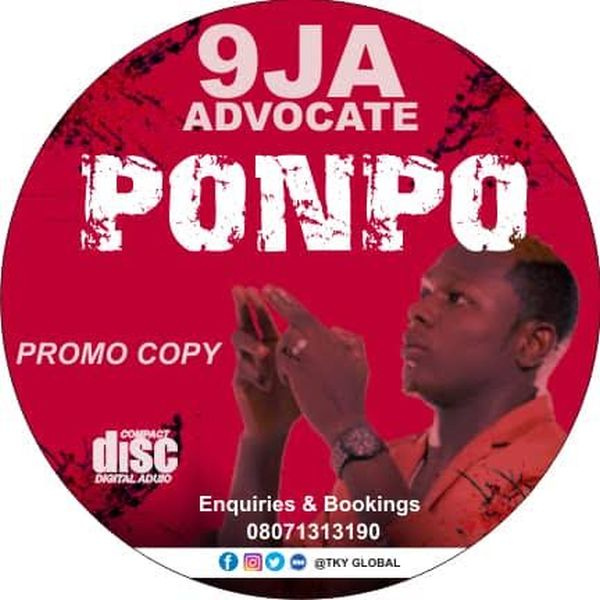 Listen & Download: 9ja Advocate – Ponpo
