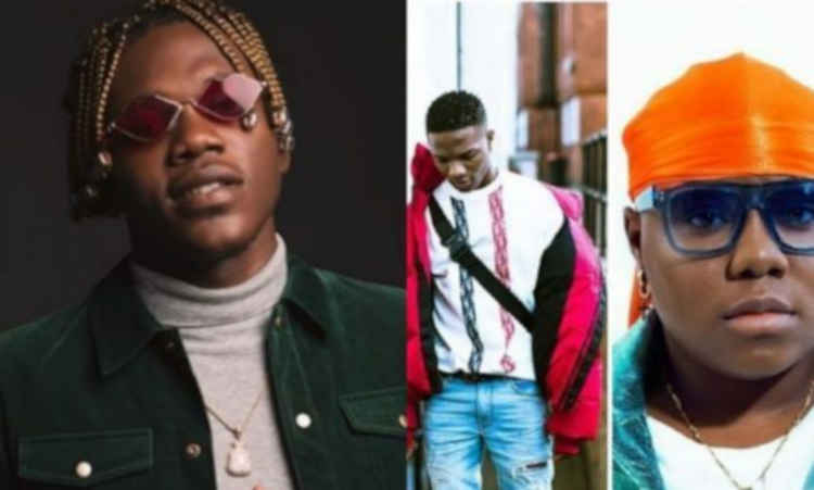 Bad Boy JP Accuses Teni, Wizkid Of Stealing His Song