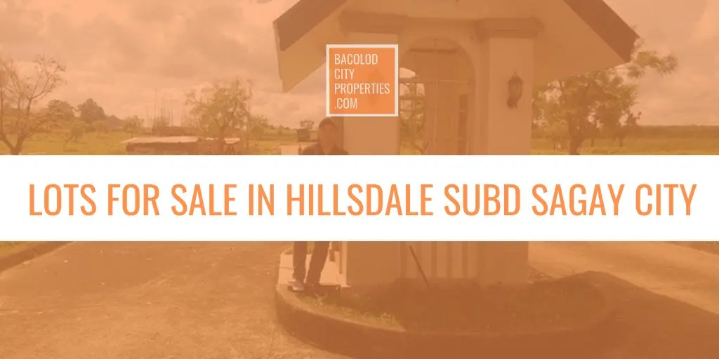 Hillsdale Subd Sagay Featured Image