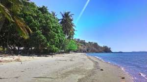 White Sand Beach in Cauayan Negros