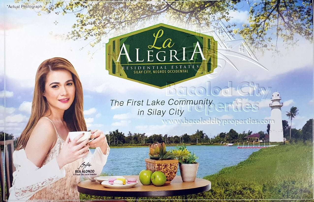 La Alegria Silay Cover