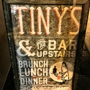 Tinys Sign