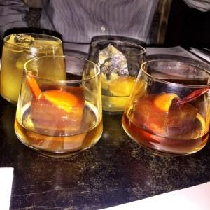 Xixa Cocktails
