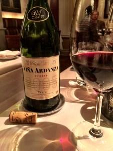 Gramercy Tavern Wine