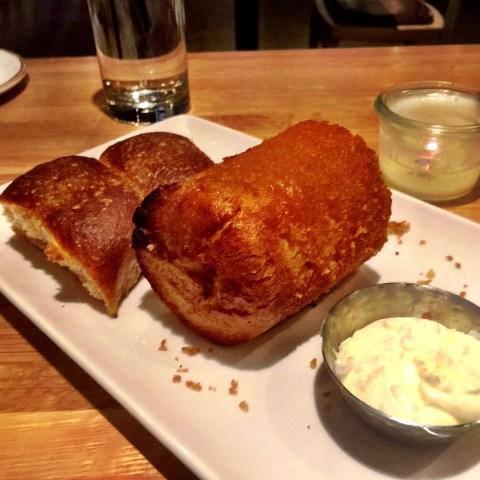 urban farmer cleveland:  corn bread
