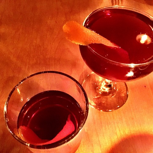 Dover Boulevardier and Porch Swing