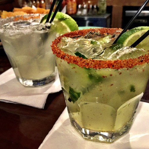 Victory Cantina Madhouse and Classic Margaritas