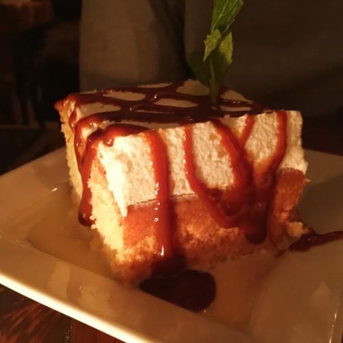 Maizal Tres Leches Dessert
