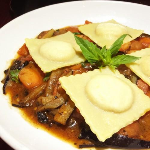 Cebu Tofu Ravioli