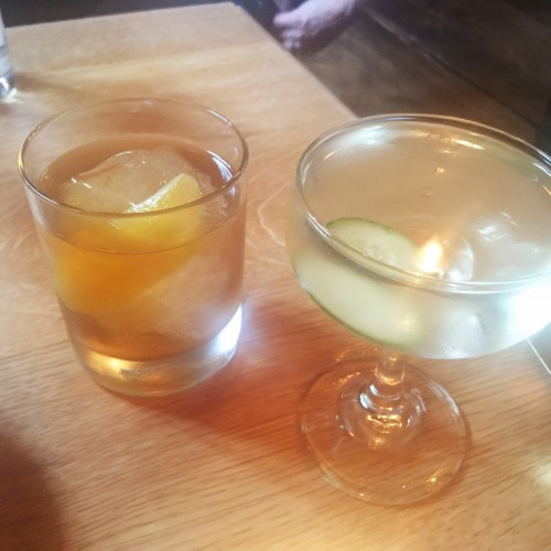 Classic Cocktails at Prime Meats