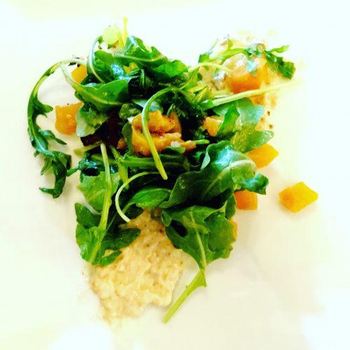 Bin 5 Golden Beet Salad