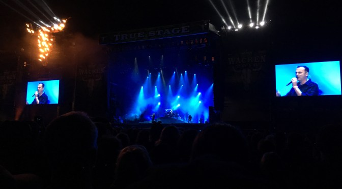 Wacken: Blind Guardian & Rumpsteak
