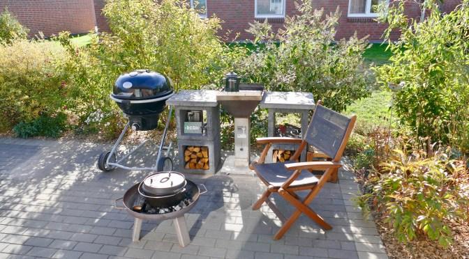 Outdoor Küche // Herbstliche Impressionen