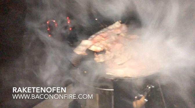 Fleisch satt // Raketenofen