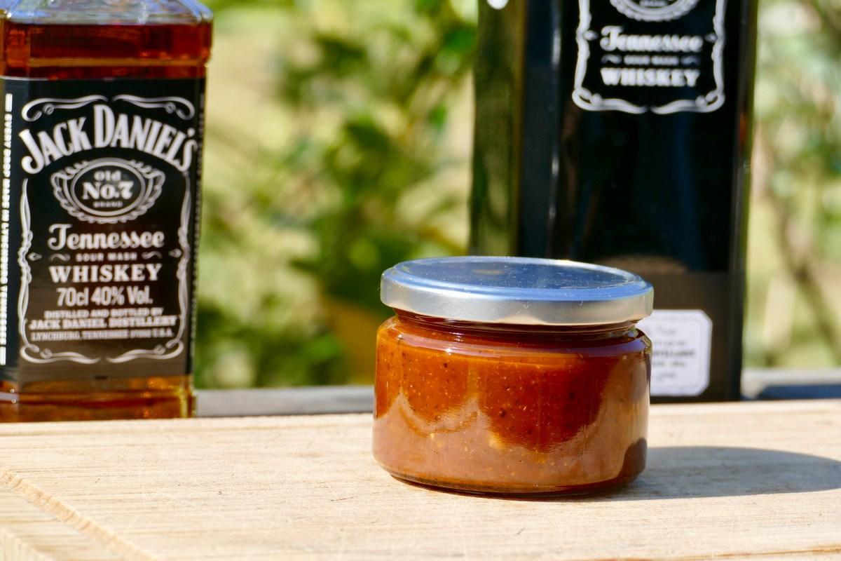 Jack Daniel´s BBQ Sauce